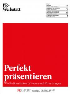 PR-Werkstatt | Perfekt präsentieren