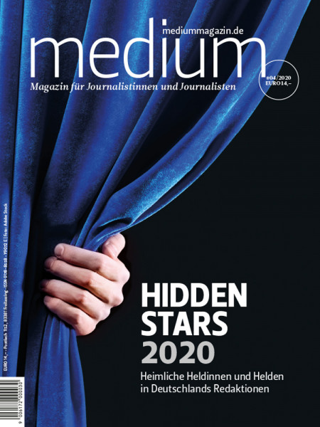 Medium Magazin 04/2020 Hidden Stars 2020