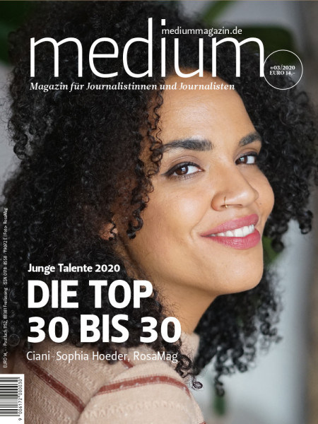 Medium Magazin 03/2020 Die Top 30 bis 30