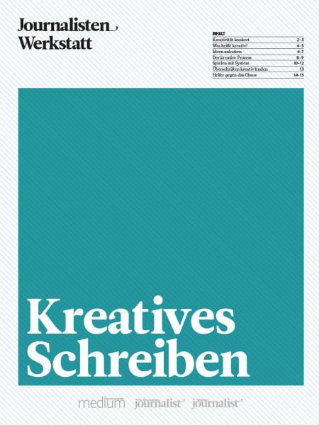 Besser schreiben: Kreatives Schreiben, Journalisten Werkstatt, Marie Lampert